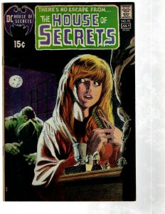 House Of Secrets # 92 VF/NM DC Comic Book Horror 1st Swamp Thing Appearance PG2