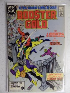 Booster Gold #8 (1986)