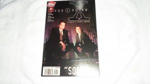 1997 TOPPS COMICS THE X FILES # 33