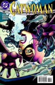 Catwoman (2nd series) #34 FN; DC   save on shipping - details inside