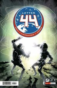 Letter 44 #4 VF/NM; Oni Press | save on shipping - details inside