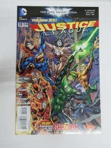 Justice League (DC New 52 2012) #11 Incentive Variant Cover Bryan Hitch