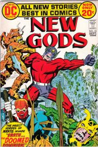 New Gods #10 (Sep-72) VF High-Grade Orion