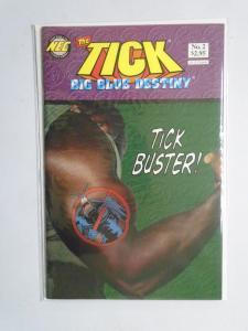 Tick Big Blue Destiny #2B, 6.0, (1998)