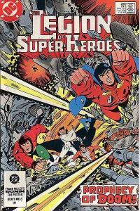 Legion of Super-Heroes (1980 series) #308, NM (Stock photo)