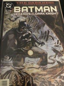 DC Batman Legends of The Dark Knight #115 Mint Hot