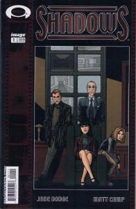 Shadows #1 VF/NM; Image | save on shipping - details inside