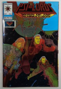 Psi-Lords #1 Valiant Comics 1994