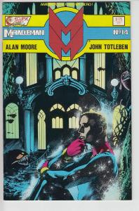 MIRACLEMAN SET 1-14 ECLIPSE Comics Alan Moore Garry Leach John Totlenem