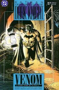 Batman: Legends of the Dark Knight #16, VF- (Stock photo)