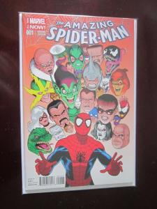 Amazing Spider-Man (2014 3rd Series) #1BNW/LO - 9.2 - 2014