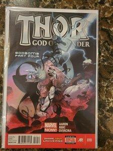 Thor God of Thunder #010 Marvel (13) NM+ or Better