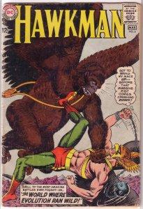 Hawkman   vol. 1   # 6 FR/GD
