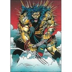 1992 Wolverine: From Then 'Til Now: Series 2 ADAMANTIUM #18