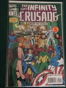 The Infinity Crusade #2