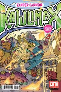 Kaijumax: Season Three #6, NM + (Stock photo)