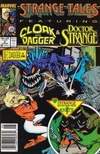Strange Tales (2nd Series) #3 (Newsstand) VG; Marvel | low grade comic - save on
