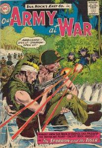 Our Army at War (1952 series) #144, VG (Stock photo)