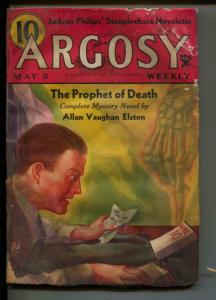Argosy All-Story Weekly-Pulp-5/5/1934-Allan Vaughan Elston
