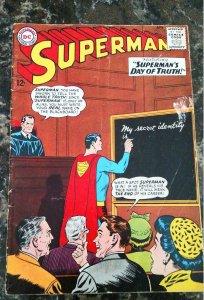 Superman #176 (DC, 1965) Condition: VG