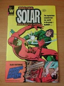 Doctor Solar, Man of the Atom #30 ~ NEAR MINT NM ~ 1981 Whitman Comics