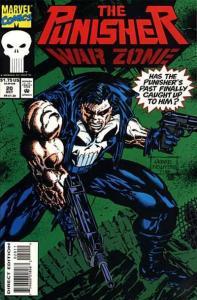Punisher: War Zone (1992 series) #20, NM (Stock photo)