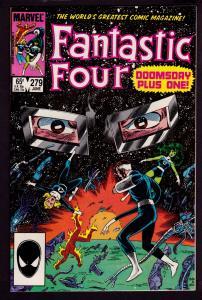Fantastic Four #279 (Jun 1985, Marvel) 9.0 VF/NM