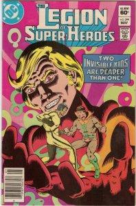 DC Comics! Legion of Super-Heroes! Issue 299!