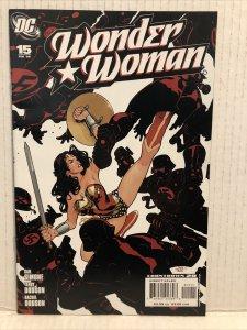 Wonder Woman #15 2008 2006 Series