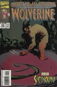 Marvel Comics Presents #142 VF/NM; Marvel | save on shipping - details inside
