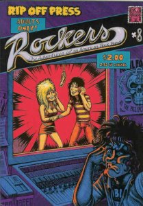Rockers #8 FN; Rip Off | save on shipping - details inside