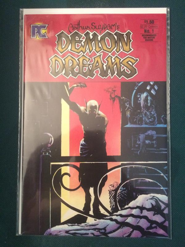 Demon Dreams #1