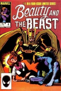 Beauty and the Beast (1985 series) #4, NM- (Stock photo)