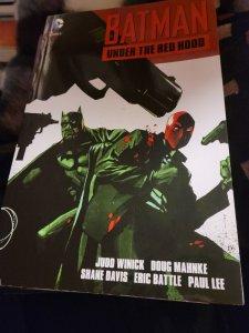 Batman: Under The Red Hood #1 (2011)