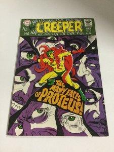 Beware The Creeper 2 Vf- Very Fine- 7.5 DC Comics Silver Age