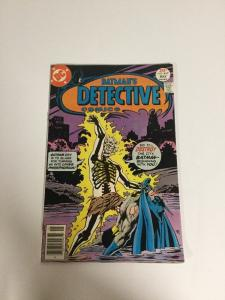 Detective Comics 469 Fn Fine 6.0 First Appearance Of Dr. Phosphorus