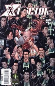 X-Factor (2006 series) #18, VF+ (Stock photo)