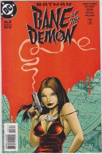 Batman: Bane of the Demon #3