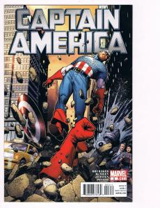 Captain America # 3 Marvel Comic Books Hi-Res Scans Awesome Issue WOW!!!!!!! S10