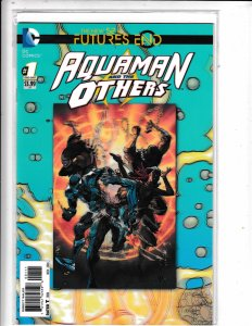 Aquaman and the Others: Futures End #1 (2014)