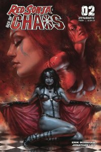 RED SONJA AGE OF CHAOS (2019 DYNAMITE) #2 All 13 Covers PRESALE-02/19