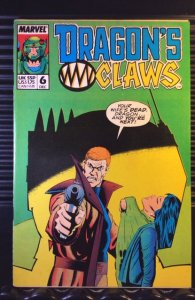 Dragon's Claws (UK) #6 (1988)