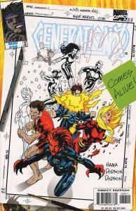 Generation X #38 FN; Marvel | save on shipping - details inside