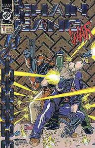 Chain Gang War #1 FN; DC   save on shipping - details inside