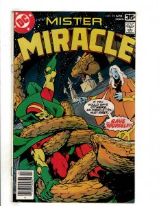 Mister Miracle #23 (1978) DC Comic Superman Flash OF7