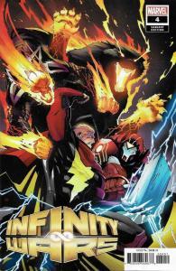 Infinity Wars #4 Sandoval Variant (Marvel, 2018) NM