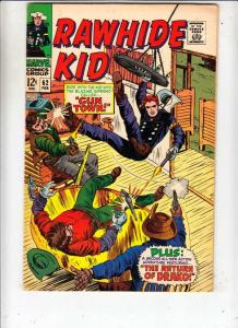 Rawhide Kid #62 (Feb-68) FN/VF Mid-High-Grade Rawhide Kid