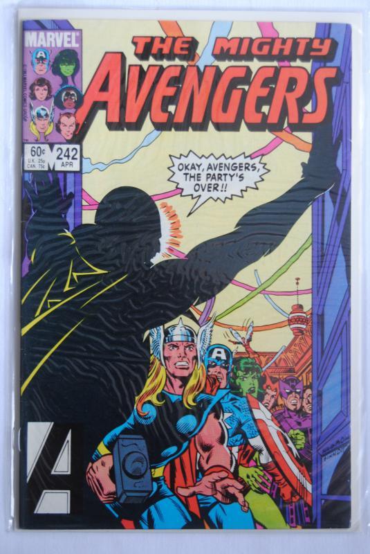 The Avengers, 242
