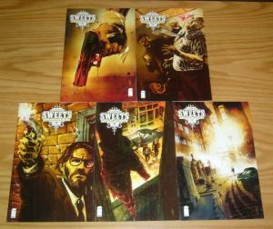 Sweets #1-5 VF/NM complete series - a new orleans crime story - 2 3 4 comics set
