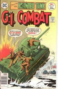 GI COMBAT 197 VF  December 1976 Haunted Tank Kubert cvr COMICS BOOK